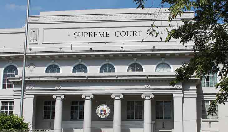 SC nixes ex-Iloilo mayor's claim of inordinate delay in ghost workers case