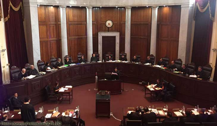 No extension! SC to abogados: Filing of petitions, documents until 4:30 p.m. only