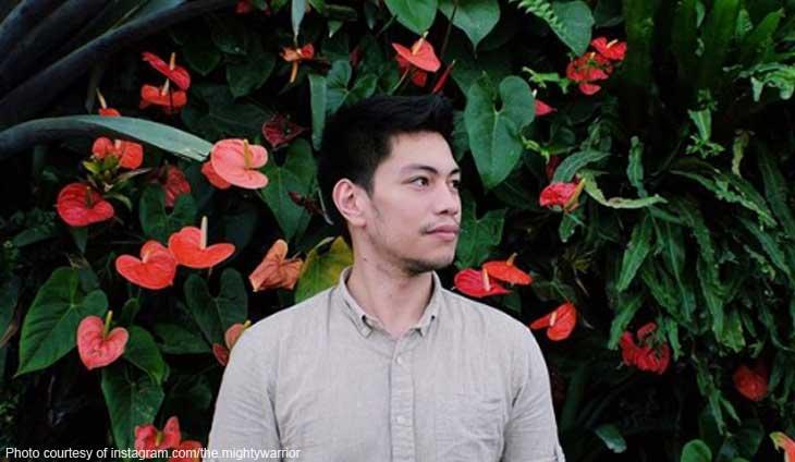 Atty. Gideon Peña law student