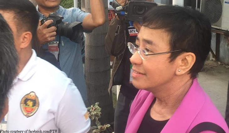 Businessman welcomes Manila court ruling vs Maria Ressa
