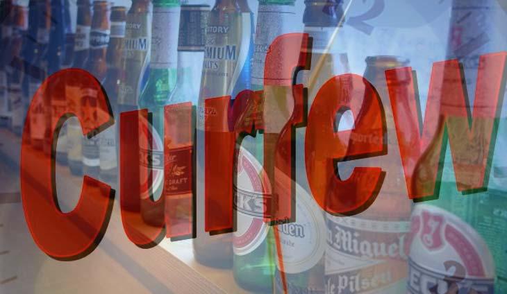 Baguio bar owners liquor curfew