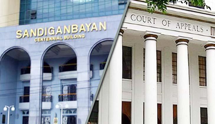 Sandiganbayan-Court-of-Appeals