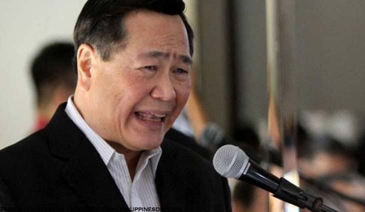 Basa 'pag may time! Panelo to Carpio: PH won't lose Reed Bank to China based on your ruling