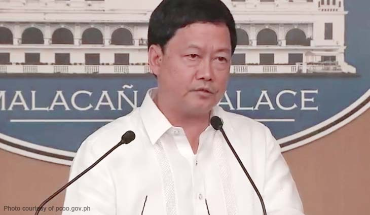 Guevarra on narco-list: No violation of Bill of Rights