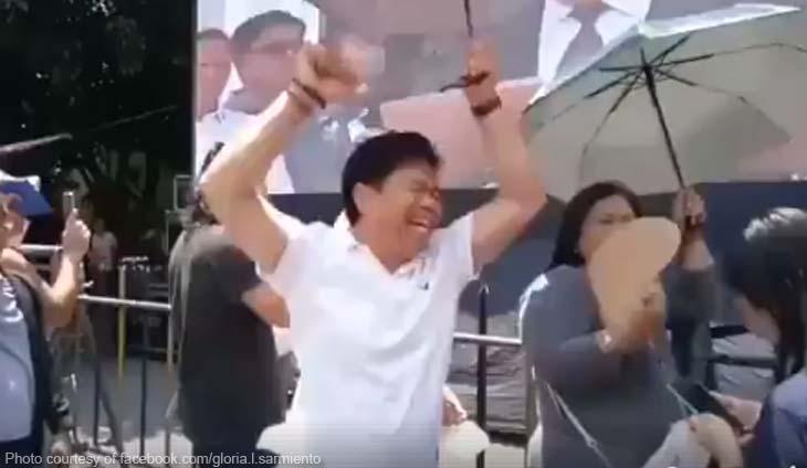 Badoc Mayor