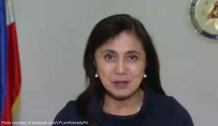 Liberal Party's Leni Robredo