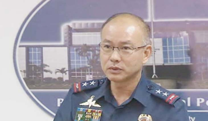 Incoming Philippine National Police (PNP) Chief Police Director