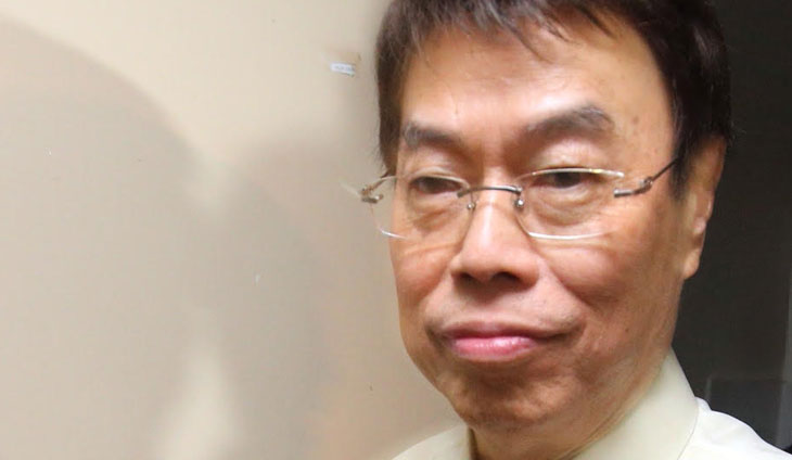 Cebu businessman Peter Lim