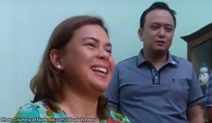 Yan ang kakampi! Raymond Garcia shows support for Sara Duterte : Abogado