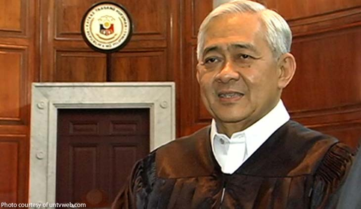 Supreme Court Associate Justice Francis Jardeleza