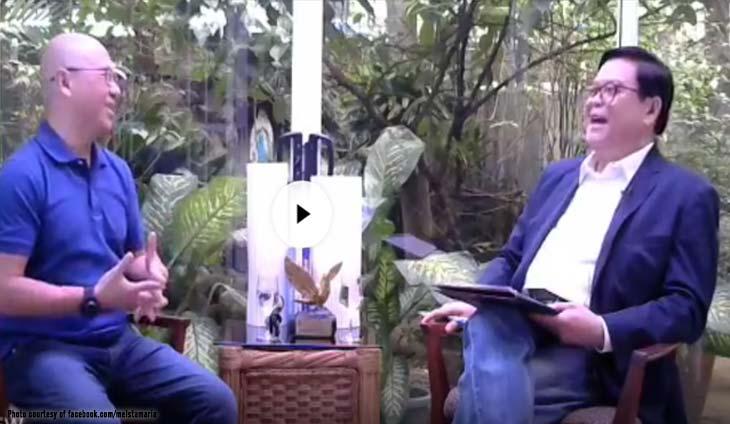 The boy from Tondo: Florin Hilbay shares life story to Mel Sta