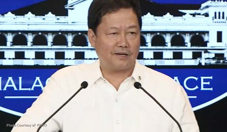 Guevarra: We can't prevent individuals in narco-list from leaving PH