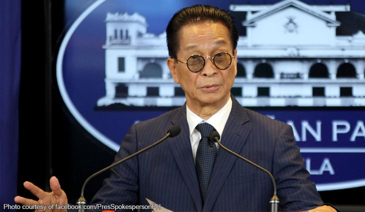 Look who's talking: Panelo reminds Sereno she was kicked out for not filing SALNs
