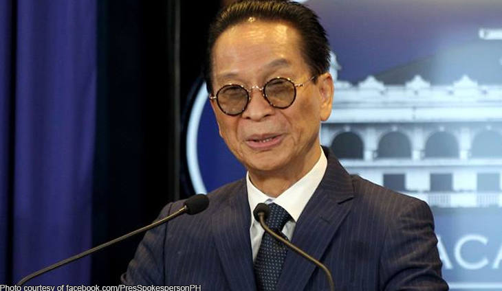 Dami reklamo! Panelo says arrest warrant vs Ressa issued on regular weekday