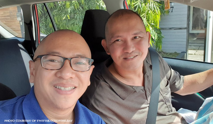 Nice to meet you! Pilo Hilbay shares Grab experience : Abogado