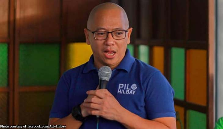 Road to Pinoys' rights more than 'angkas mode', says Hilbay