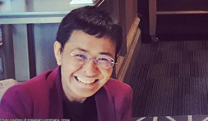 Philippines arrests journalist Maria Ressa on libel charge