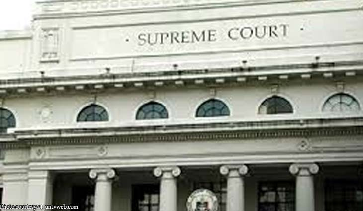 Lawmaker in 'narco-list' goes to SC, seeks writ of habeas data