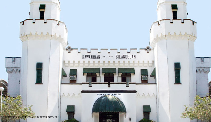 BuCor cancels conjugal, visitation privileges of 40,000