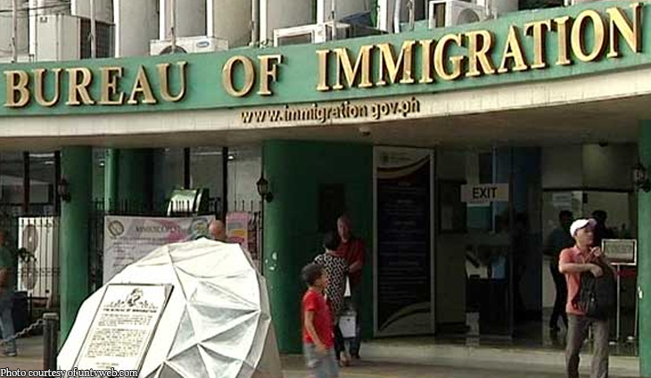 Fake immigration officers used in love scams