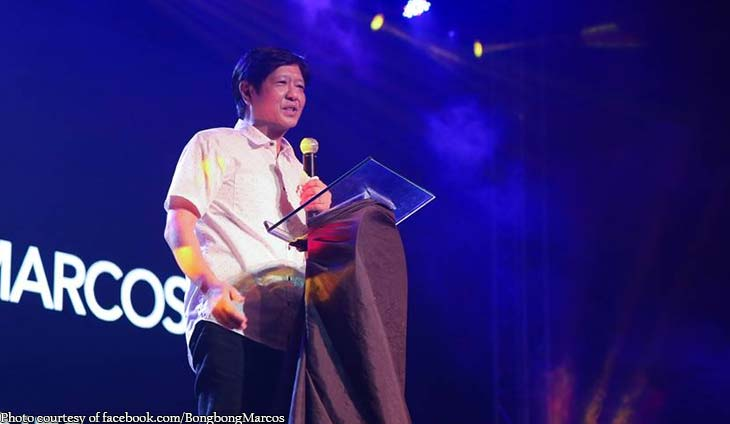 Marcos lawyer: Bongbong to emerge triumphant in PET recount