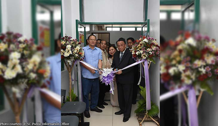CJ, Marikina mayor lead inauguration of city Hall of Justice