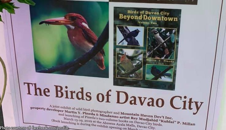 Bruce Rivera on Davao birds: 'Iba talaga ang birds!'
