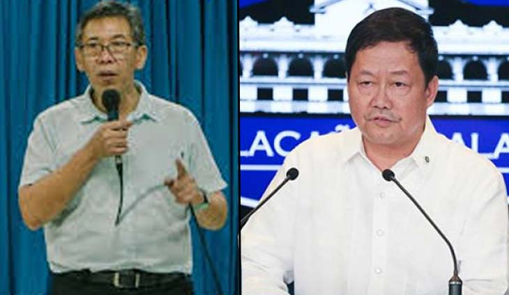 Negativist: Guevarra surprised by Diokno's 'eroding justice' claim