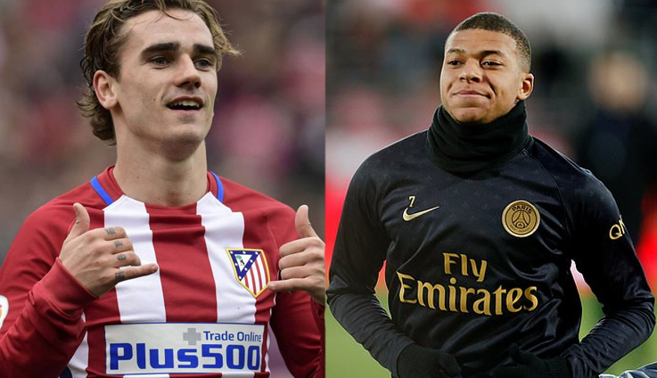 Football-mad parents barred from naming baby 'Griezmann Mbappe'