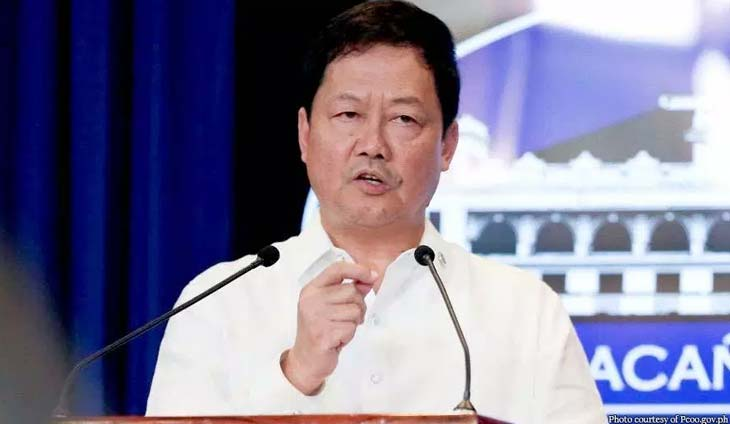 "Guevarra belittles ICC suit vs Xi, calls it ""political gimmickry"""