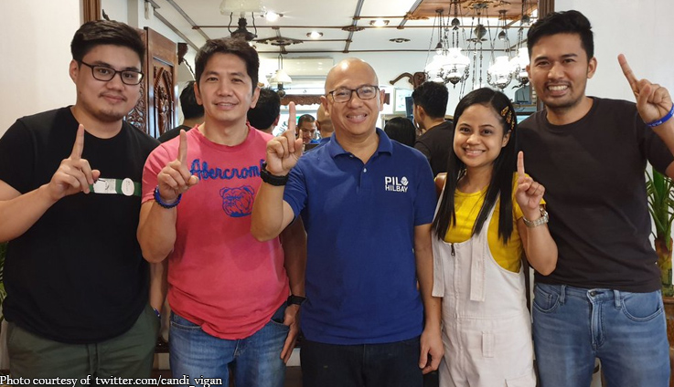 Cheers! Netizen gives Pilo Hilbay her seal of approval