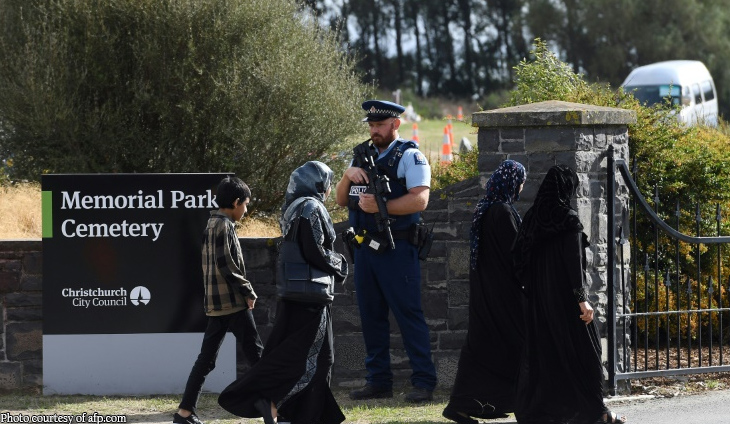 Second man charged with sharing livestream of Christchurch massacre