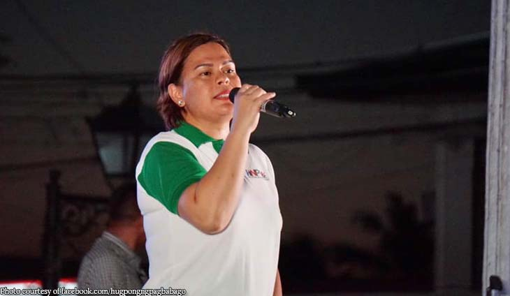 Earth to you! Sara Duterte scrambles to defend honesty remark