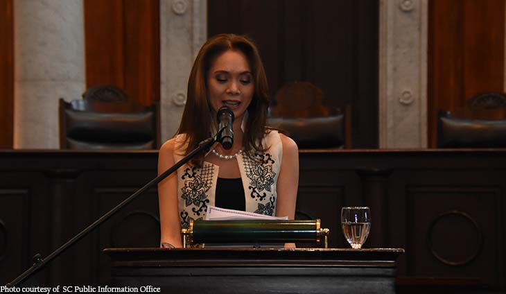 Lecture on gender responsiveness by UP Center for Women's and Gender Studies held