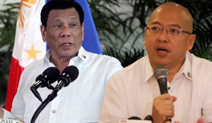 Duterte claims Hilbay surrounded himself with gays in Office of Solicitor General