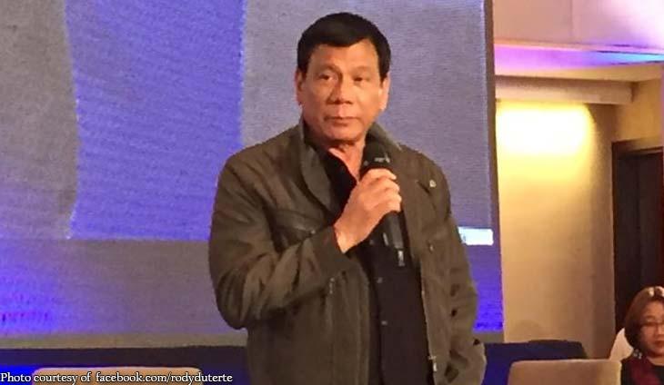 Dama ko kayo: Duterte plans to give prosecutors guns amid rash of abogado killings