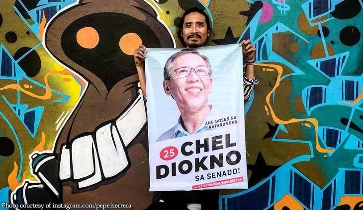 Pepe Herrera reveals shared history with Chel Diokno