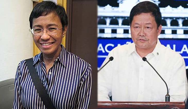 Guevarra refutes foreign journalists claim on Rappler cases