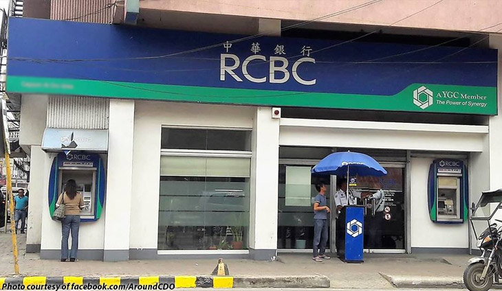 RCBC maintains 5 bank officers in cyber-heist are innocent
