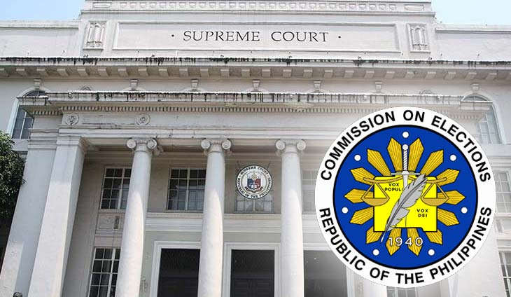 SC says Comelec correct in declaring as bogus Garcia's PDP-Laban splinter group