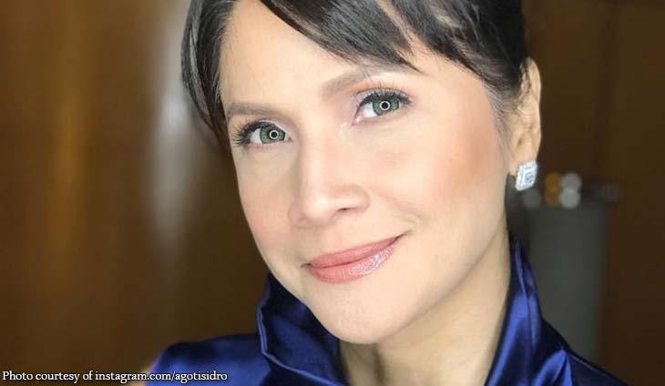 Tanggap ko! Agot Isidro denies accusation of election bitterness