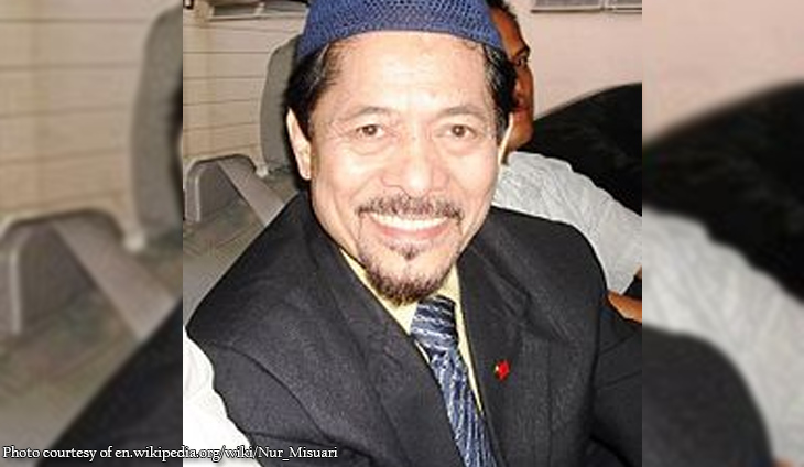 Misuari seeks court permission to go on pilgrimage in Saudi Arabia
