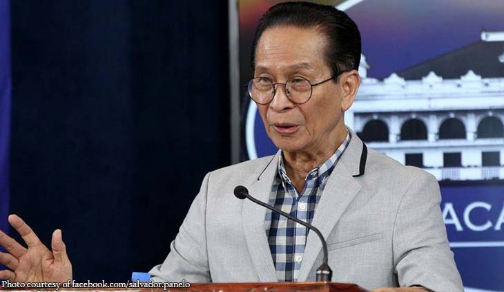 Ilegal yan! Sal Panelo cries defamation over fake meme