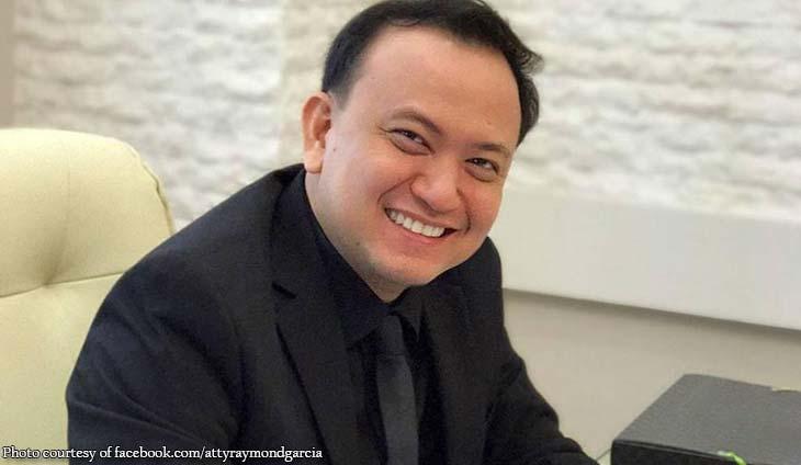 Raymond Garcia celebrates new leadership for Cebu