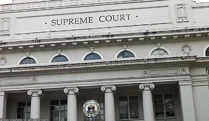 SC approves raps vs barangay leader in Cebu