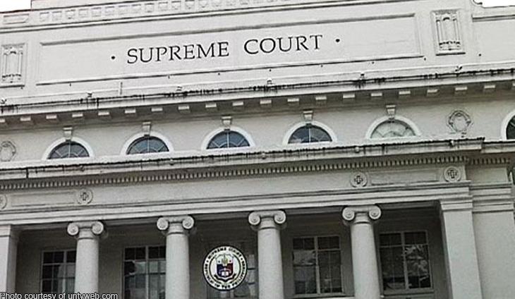 SC approves raps vs barangay leader in Cebu