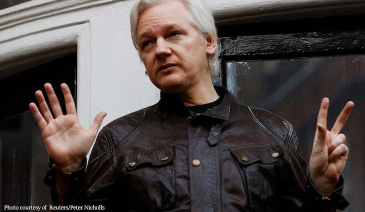 Sweden reopens rape probe against Assange