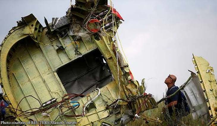 Dutch to put four on trial for murder over MH17: relatives