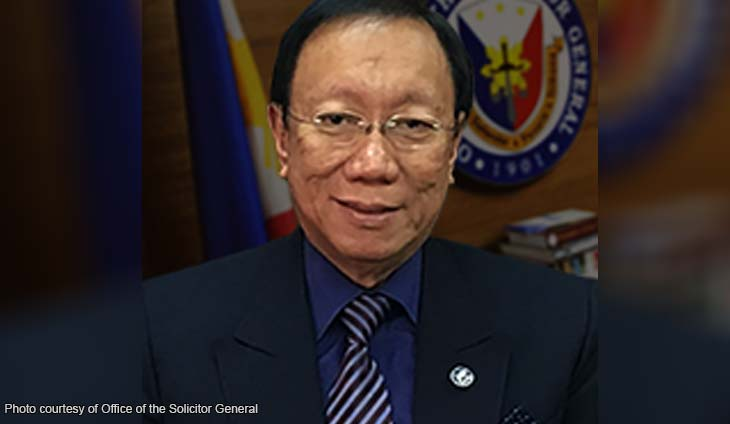 Calida asks SC to inhibit Carpio from WPS hearings