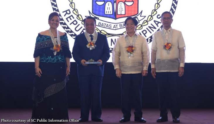 CJ guest of honor in PRC awards night